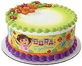Dora the Explorer Edible Cake Border Decoration