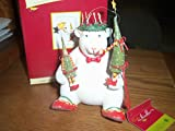 Dept. 56 Krinkles Polar Bear Ornament