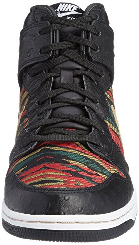Green Black Cmft Nike Qs flat hyper Gold gorge Di Dunk Red Pallacanestro Premium S Pattini 85w6q