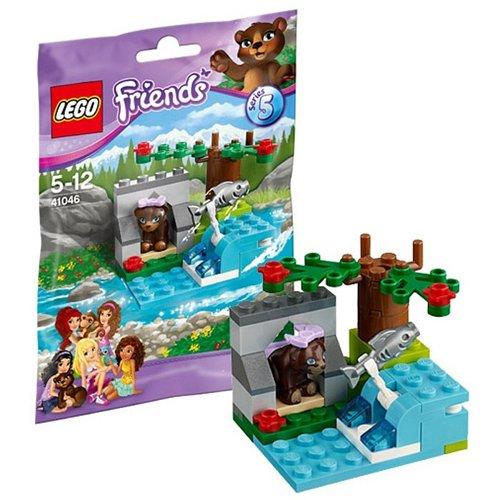 lego animals bear - 5