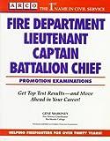Fire Department Lieutenant Captain Battalion Chief, Gene Maloney, 0133183610