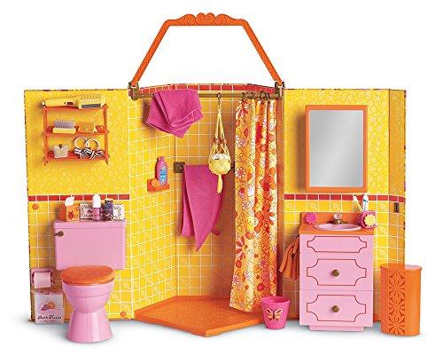 - American Girl Julie's Groovy Bathroom