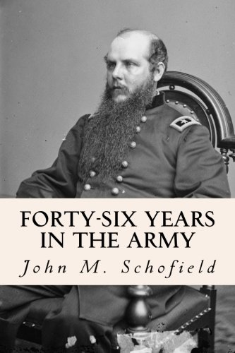 Forty-Six Years in the Army pdf