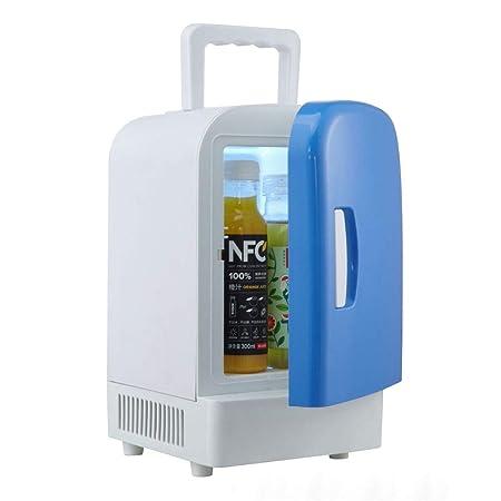 Neveras de viaje, Mini refrigerador personal compacto y portátil ...