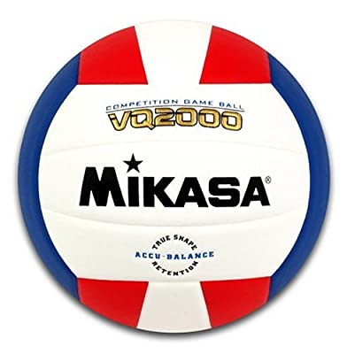 Mikasa VQ2000 Micro Cell Volleyball by Mikasa