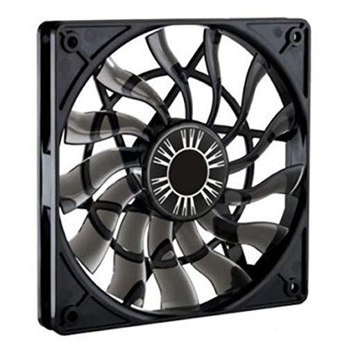 Nhowe XtraFlo Slim 12015 120MM PWM Temperature Control Ultra-Thin Fan