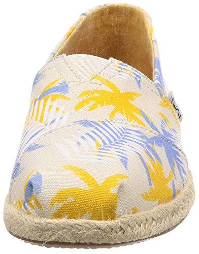 de Zapatillas Casa Beige Mujer Seasonal Canvas TOMS Estar por para Classics Alpargata qwXZnI8