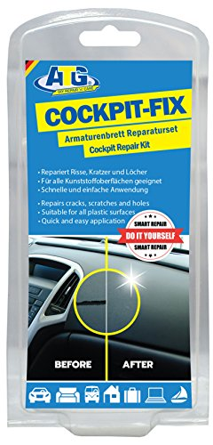 ATG Dashboard Cockpit Instrument Panel Full Repair Kit Restore Car InteriorRestore Holes, Cracks, and Tears