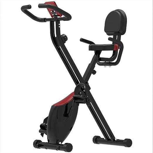 Hongsheng Bicicleta De Spinning Plegado Interior Ajuste De La ...