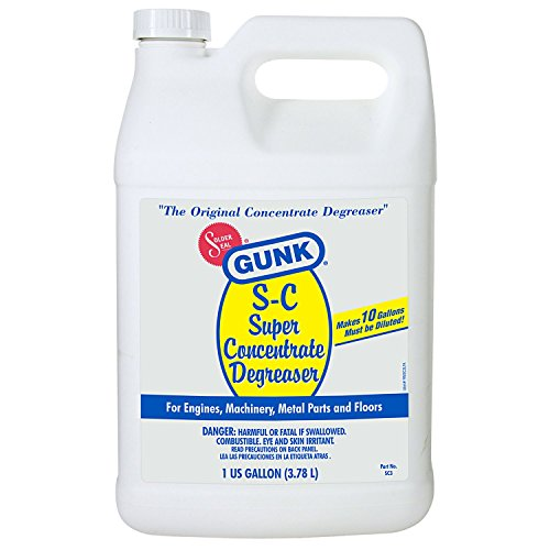 Top gunk engine degreaser 1 gallon for 2020