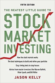 Best books for new stock investors