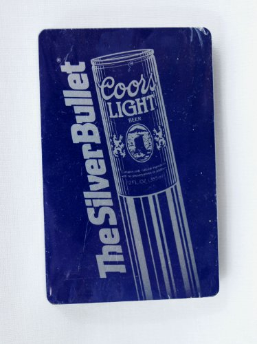 vintage-coors-light-the-silver-bullet-playing-cards