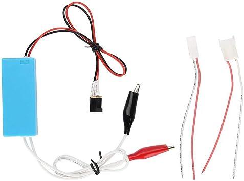 Diyeeni Probador, 12V CCFL LED LCD TV Pantalla Pantalla Luz de Fondo Tubo Probador, con un Cable de conexión: Amazon.es: Electrónica
