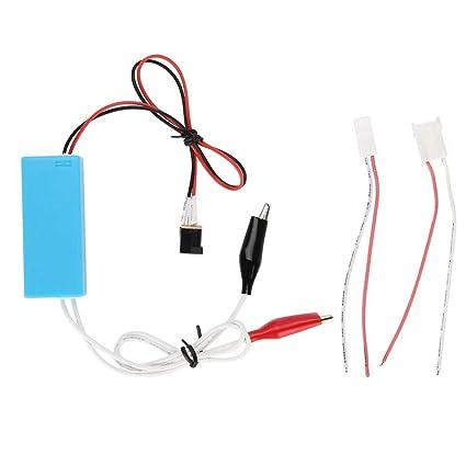 ASHATA Tester Backlight para CCFL Lámpara y Pantalla de Retroiluminación LED,12V / 1A-