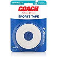 Sports Tape 1 1/2 Inch x 10 Yards (Pack of 3)