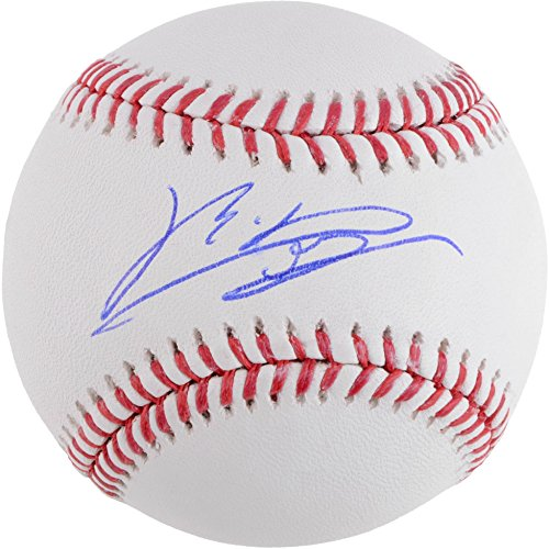 - Rafael Devers Boston Red Sox Autographed Baseball - Fanatics Authentic Certified - Autographed Baseballs