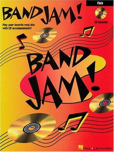 Band Jam: Flute (Instrumental Folio)