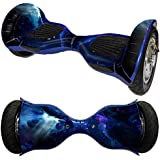 DZT1968 1Pair 10 Inch anti-scratches Self-Balancing Two-Wheel Scooter Skin Hover Protective Cover Case Stickers