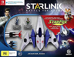 Starlink Starter Pack (Nintendo Switch)
