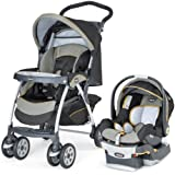 Chicco Cortina Keyfit 30 Travel System, Sedona (Discontinued by Manufacturer)
