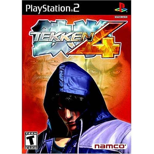 Tekken 4 Playstation 2 Sony Playstation 2 Computer And Video