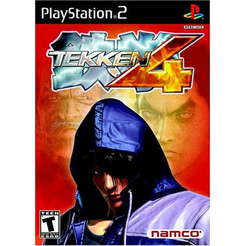 Tekken 4 - PlayStation 2
