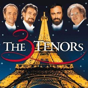 The 3 Tenors: Paris 1998 (The Three Tenors Songs Christmas)