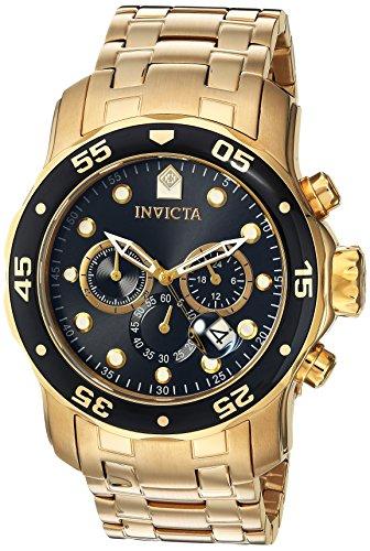 Invicta Men s 0072 Pro Diver Collection Chronograp…
