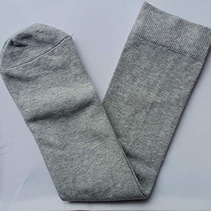 Andre Home Colegio Tubo de Viento Calcetines Uniformes de los Estudiantes Calcetines sin tacón Calcetines de