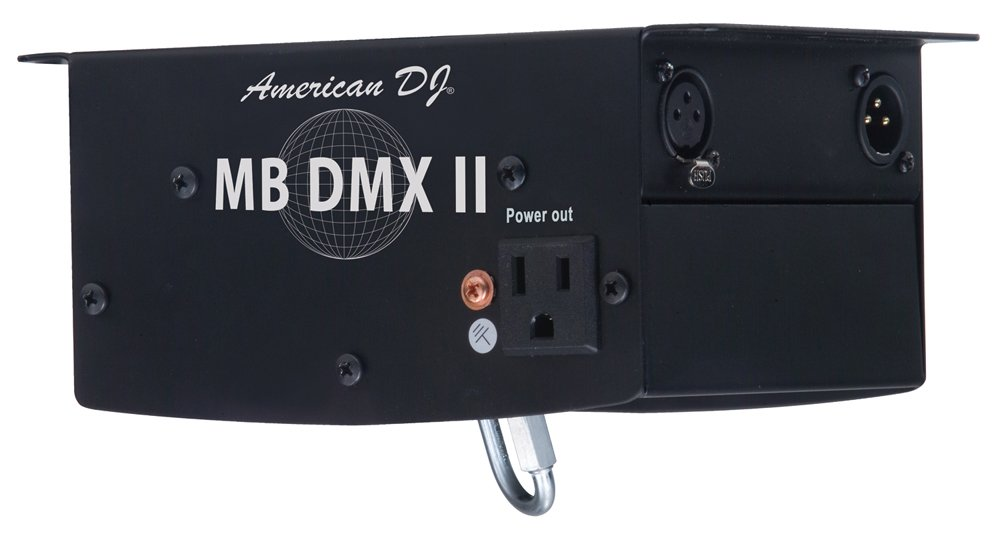 American Dj Mb Dmx Ii Dmx Controllable Mirror Ball Motor by American DJ