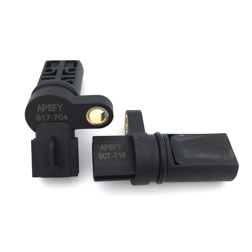 2007 Nissan Maxima Camshaft: CHEAP 2pcs Crankshaft/Camshaft Position Sensor For