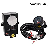 BAOSHISHAN Universal Wireless Tool Setting Gauge Collimator Holder Presetter Controller 1 Micron for Mach3, Weihong, NCStudio, Siemens etc