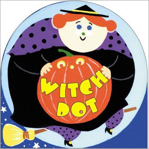 Witch Dot (Halloween Shape Board -