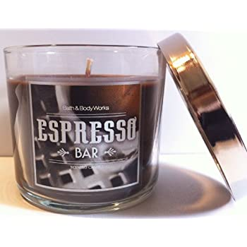 Amazon Com Bath And Body Works Espresso Bar Small Candle