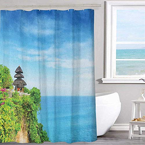 (Personalized pattern shower curtain 70