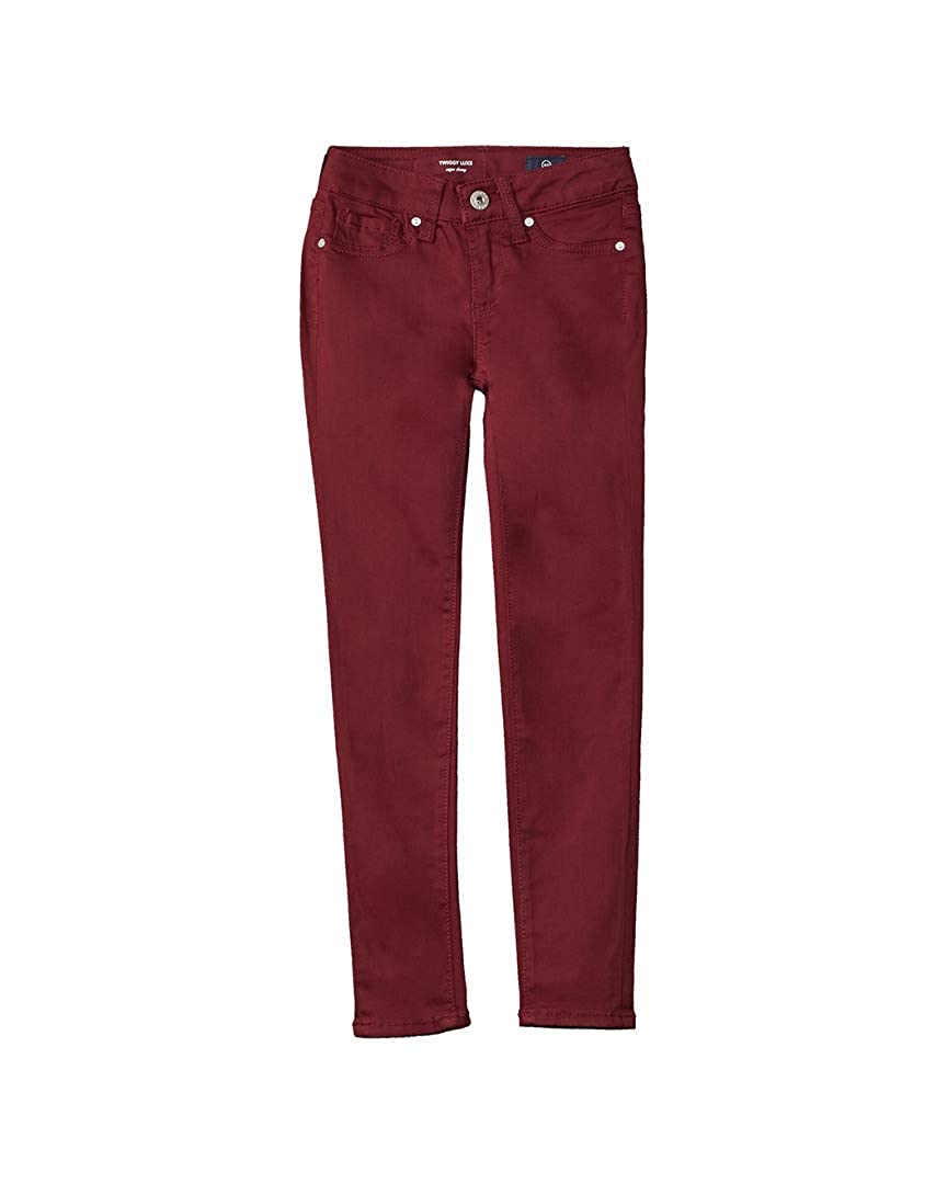 14 Red Ag Jeans Girls The Twiggy Luxe Pant