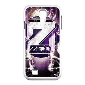 Samsung Galaxy S4 9500 Cell Phone Case White Zedd olzm