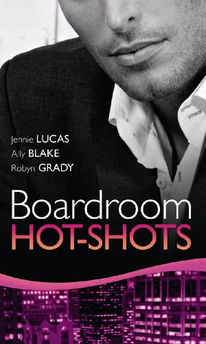 book cover of Boardroom Hot-Shots