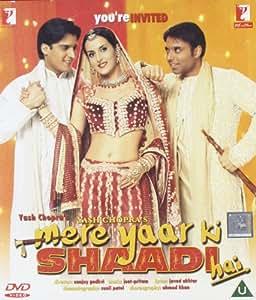 Mere Yaar Ki Shaadi Hai 2002 Bollywood Movie / Indian