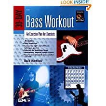 30-Day Guitar Workout (Book & DVD )