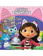 Mixed-Up Dollhouse (Gabby's Dollhouse Storybook)