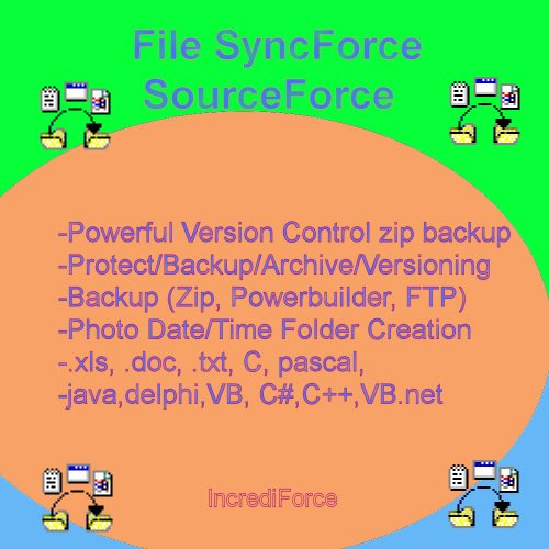 File SyncForce SourceForce (Version Control) [Download]