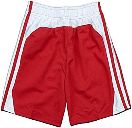 Red Outerstuff MLB Youth Washington Nationals Perfomance Shorts