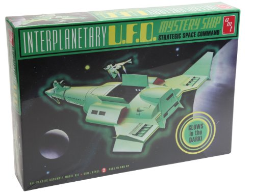 (AMT AMT622 Interplanetary UFO Mystery Ship AMTS0622)