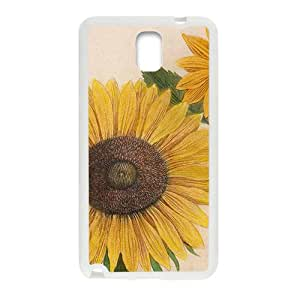 Sun Flowers Promotion Case For Samsung Note3