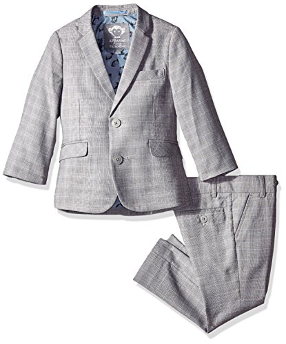 Appaman Big Boys' MOD Suit, Glen Plaid, 10 by Appaman