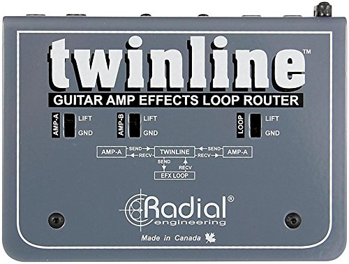 Radial Twinline Effects Loop Interface by Radial