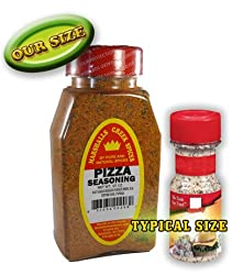 Marshalls Creek Spices New Size Marshalls Creek Spices Pizza Seasoning, 15 Ounce, 15 Ounce