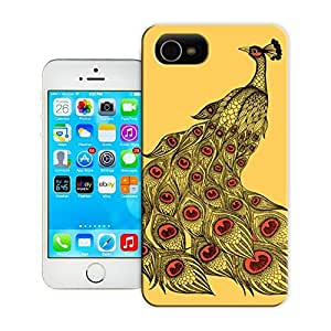 Unique Phone Case Peacock Art Print Hard Cover for 4.7 inches iPhone 6 cases-buythecase