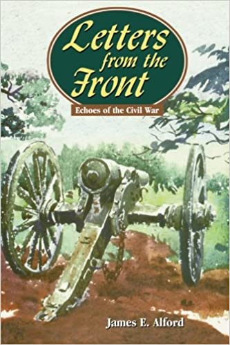 Book Letters from the Front: Echoes of the Civil War
